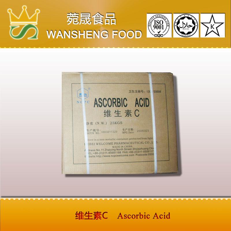 VC L-抗坏血酸